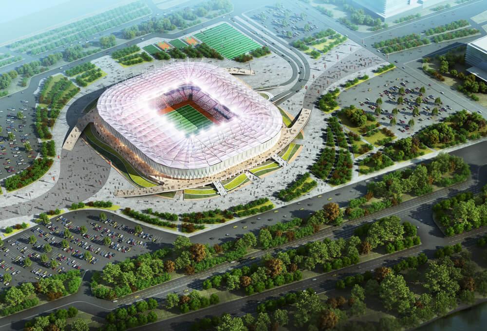 Новый стадион ростов на дону чм 2018