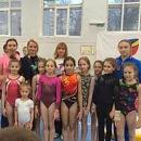 Спортивная гимнастика СШОР №2