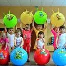 Детская развивающая гимнастика, детский фитнес