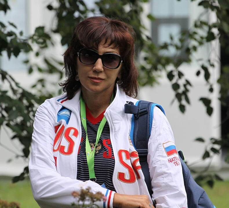 Софронова Роза Александровна