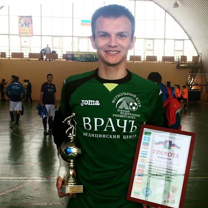 Маланцев Андрей Петрович