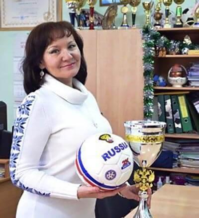 Ткач Анна Анатольевна