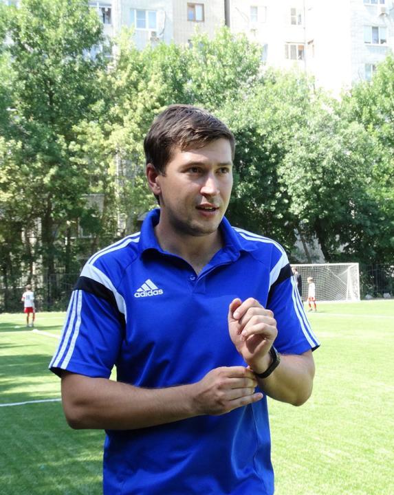 Загорский Виктор Витальевич