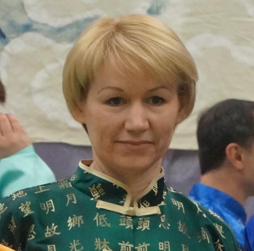 Кузина Людмила Геннадьевна
