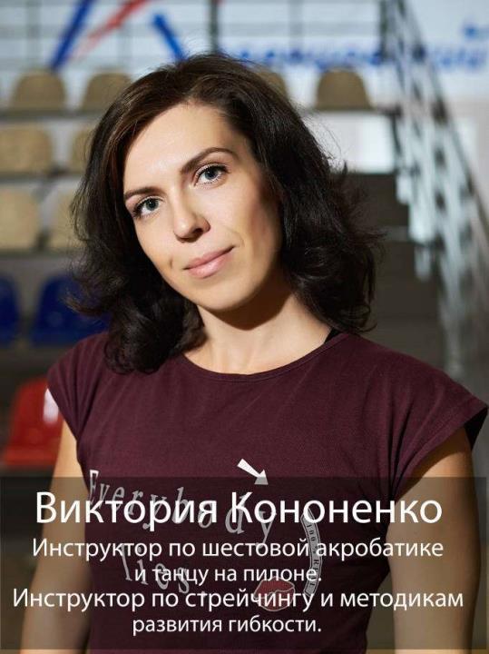 Кононенко Виктория